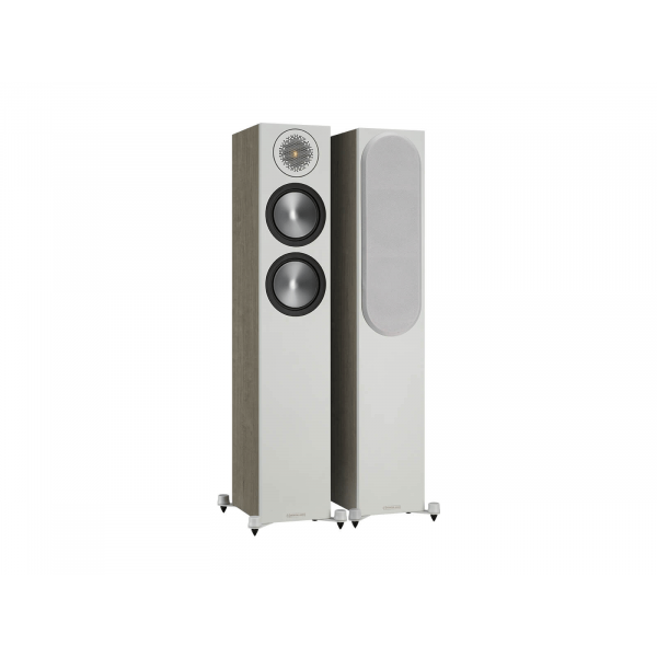 Monitor Audio Bronze 200 Floorstanding Speakers Urban Grey (6G)