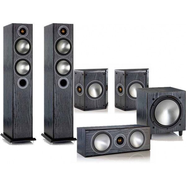 Monitor Audio Bronze 5 5.1 AV Package