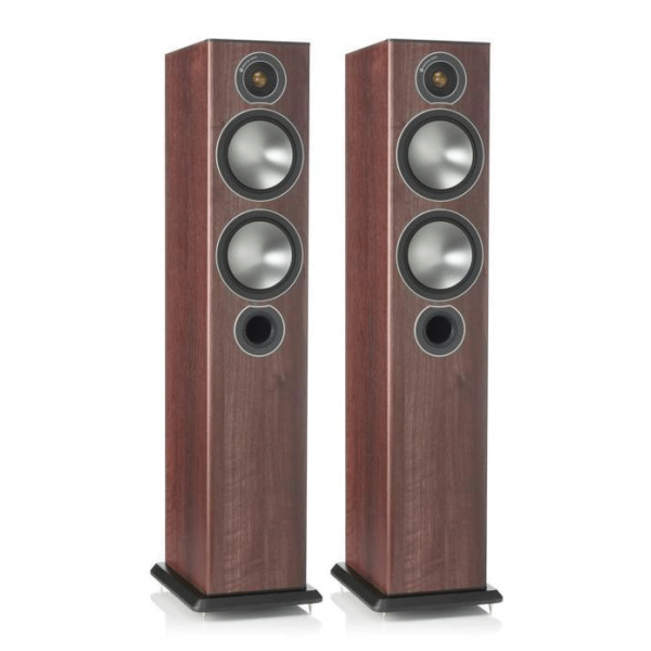 Monitor Audio Bronze 5 Floorstanding Speakers Rosemah