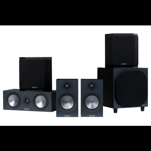 Monitor Audio Bronze 50 AV Speaker Package (6G)