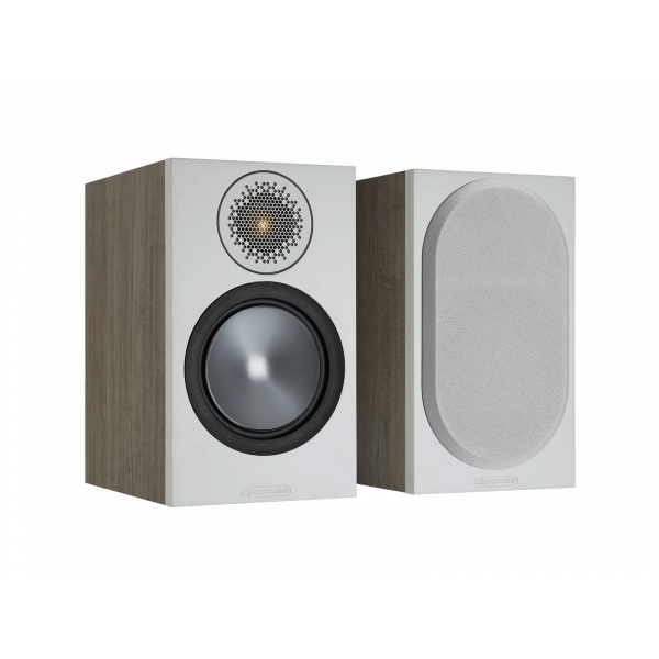 Monitor Audio Bronze 50 Bookshelf Speakers Urban Grey (6G)