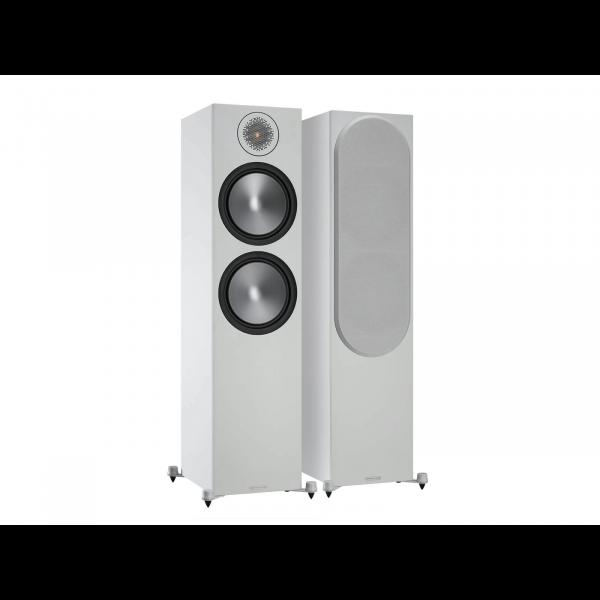 Monitor Audio Bronze 500 Speakers (Open Box White)