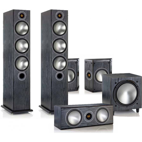 Monitor Audio Bronze 6 5.1 AV Package