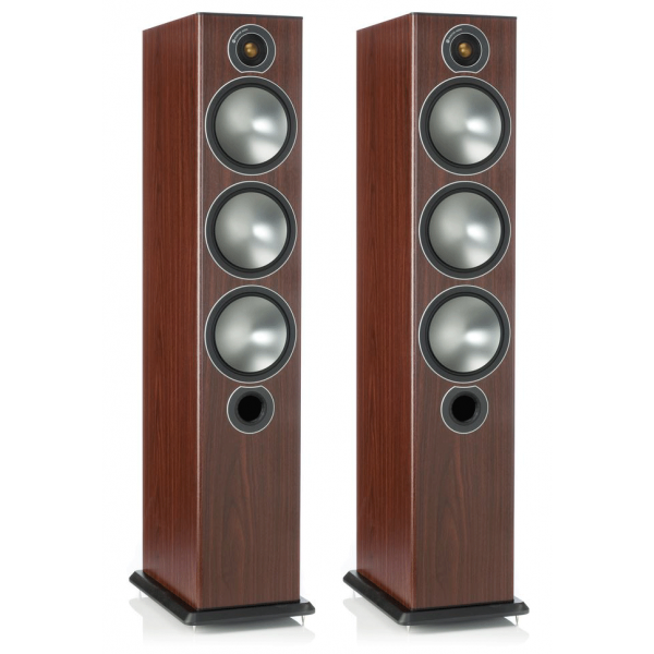 Monitor Audio Bronze 6 Floorstanding Speakers Rosemah