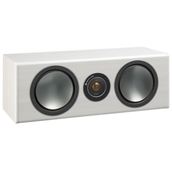 Monitor Audio Bronze Centre Speaker - White Ash