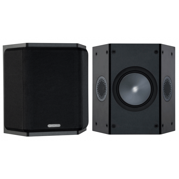Monitor Audio Bronze FX Surround Speakers Black (6G)