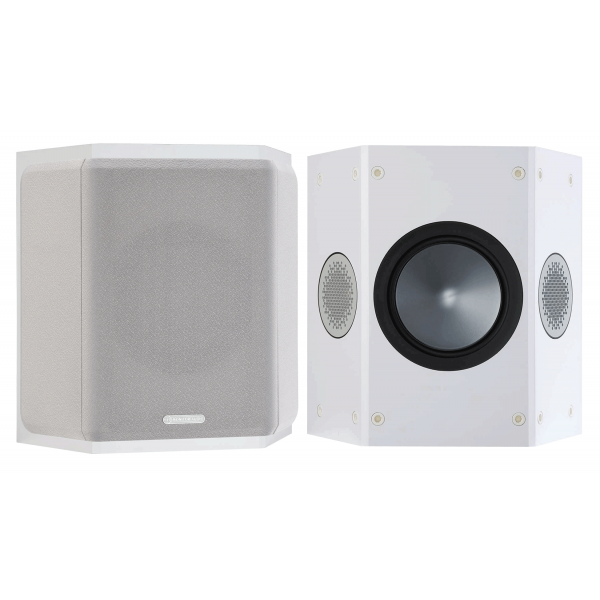Monitor Audio Bronze FX Surround Speakers White (6G)
