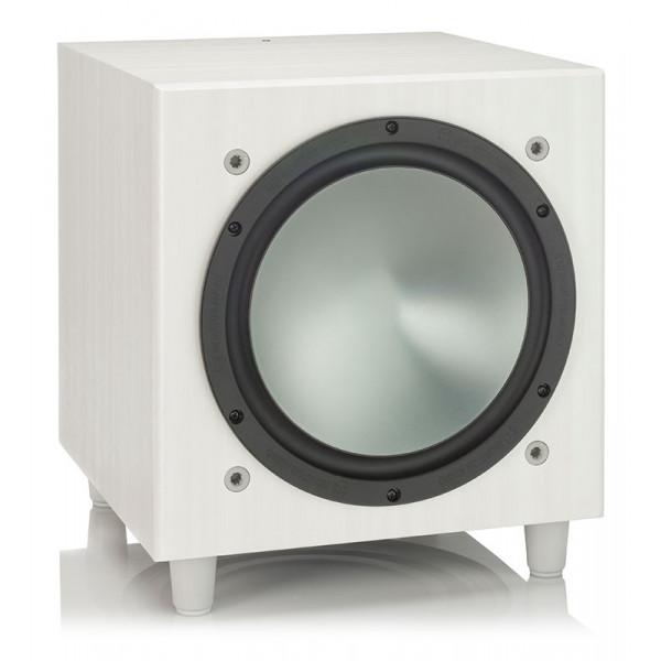 Monitor Audio Bronze W10 Subwoofer White Ash
