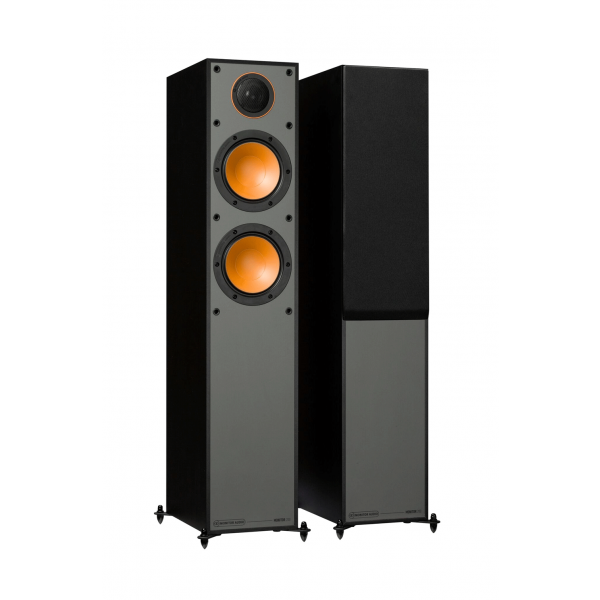 Monitor Audio Monitor 200 Floorstanding Speakers Black