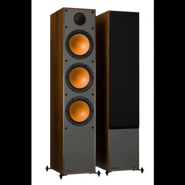 Monitor Audio Monitor 300 Floorstanding Speakers Walnut