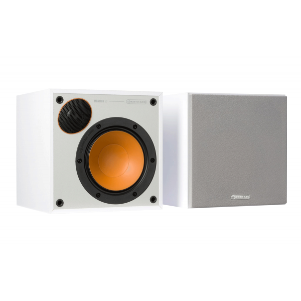 Monitor Audio Monitor 50 Bookshelf Speakers White
