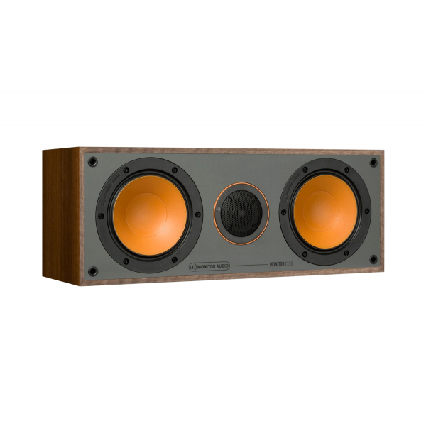 Monitor Audio Monitor C150 Centre Speaker Walnut