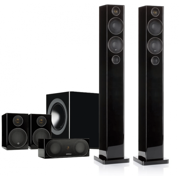 Monitor Audio Radius 270 5.1 Speaker Package