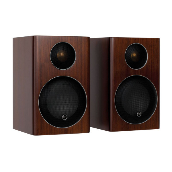 Monitor Audio Radius 90 Speakers Walnut