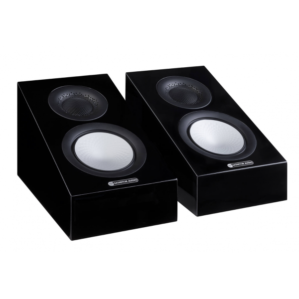 Monitor Audio Silver AMS 7G Dolby Atmos Enabled Speakers Gloss Black