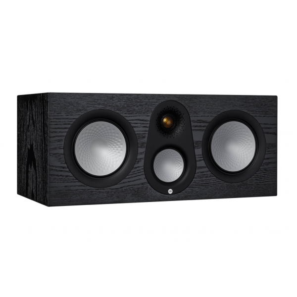 Monitor Audio Silver C250 7G Centre Speaker Black Oak