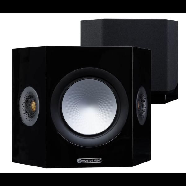 Monitor Audio Silver FX 7G Surround Speakers Gloss Black