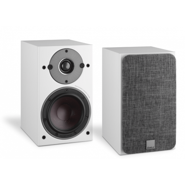 Dali Oberon 1 Bookshelf Speakers White