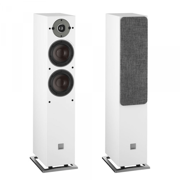 Dali Oberon 5 Floorstanding Speakers White