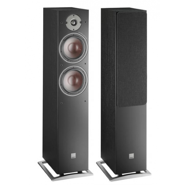 Dali Oberon 7 Floorstanding Speakers Black Ash