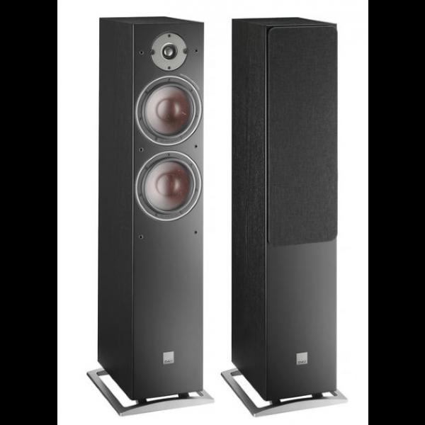 Dali Oberon 7 Speakers (Open Box, Black)