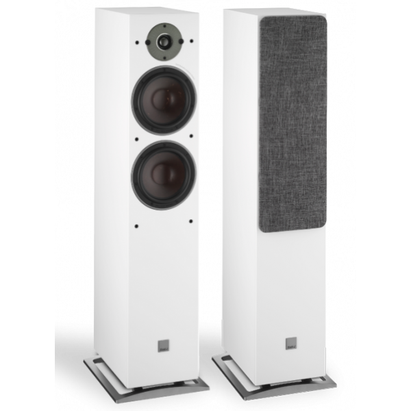 Dali Oberon 7 Floorstanding Speakers White