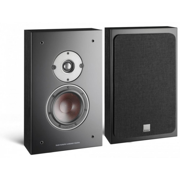 Dali Oberon On Wall Speakers Black Ash Pair