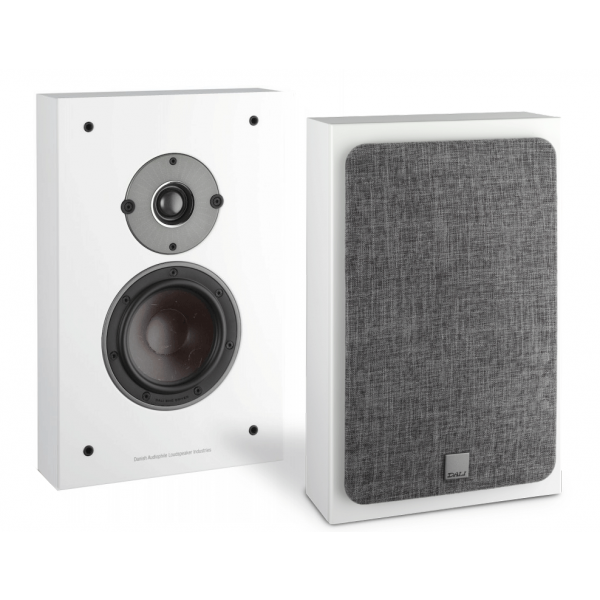 Dali Oberon On Wall Speakers White Pair