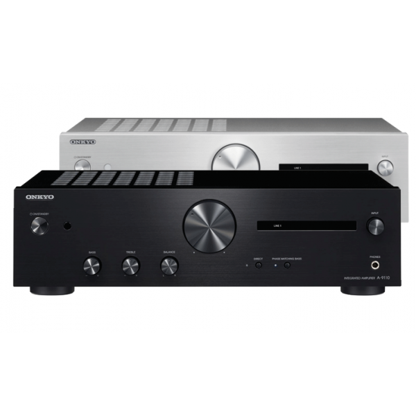 Onkyo A-9110 UK Integrated Stereo Amplifier