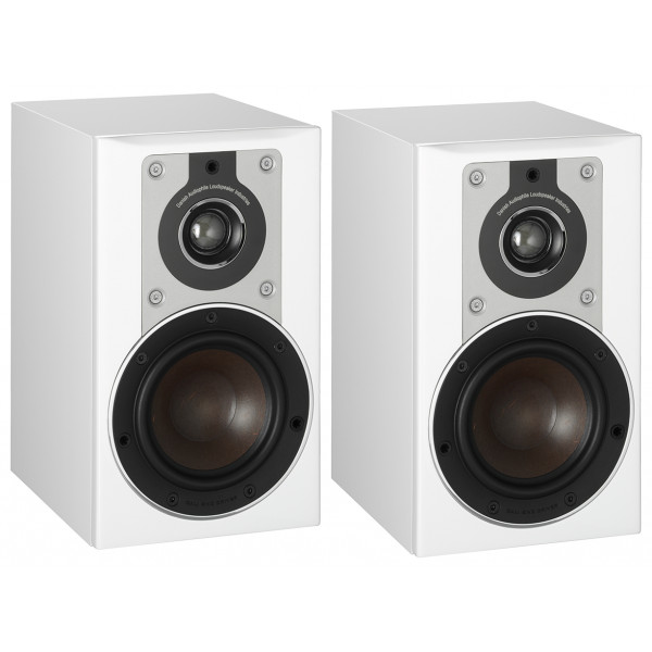 Dali Opticon 1 Bookshelf Speakers White