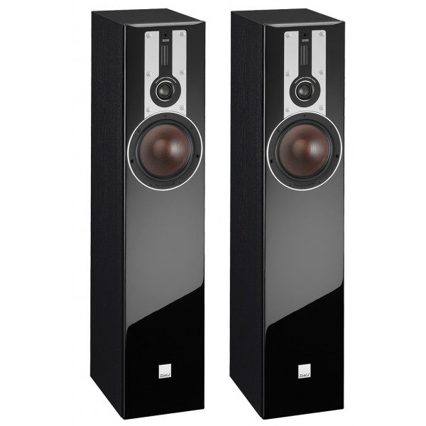 Dali Opticon 5 Floorstanding Speakers Black