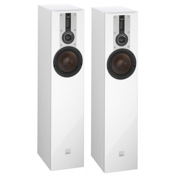 Dali Opticon 5 Floorstanding Speakers White