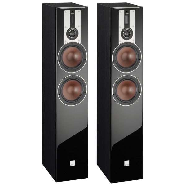 Dali Opticon 6 Floorstanding Speakers Black
