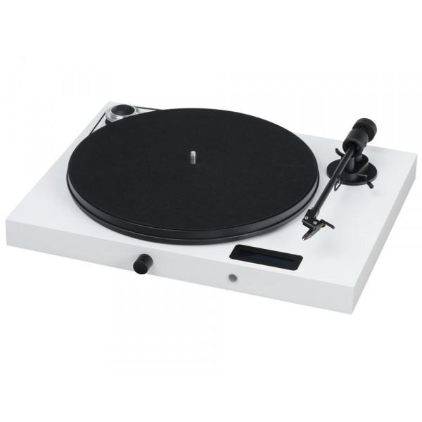 Pro-Ject Juke Box E Turntable White Jukebox