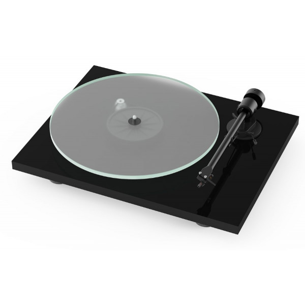 Pro-Ject T1 BT Turntable Black