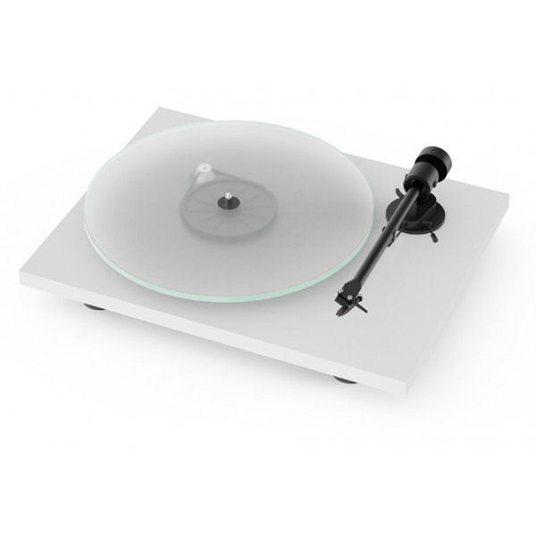 Pro-Ject T1 Turntable White