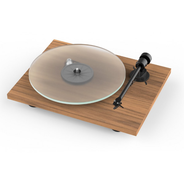 Pro-Ject T1 BT Turntable Walnut