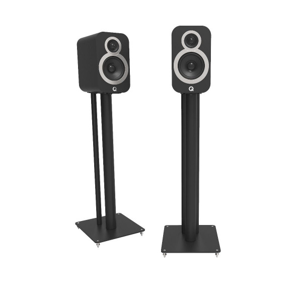 Q Acoustics 3000i Stands (3000FSi) Black