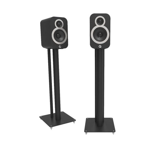 Q Acoustics 3000i Stands Black