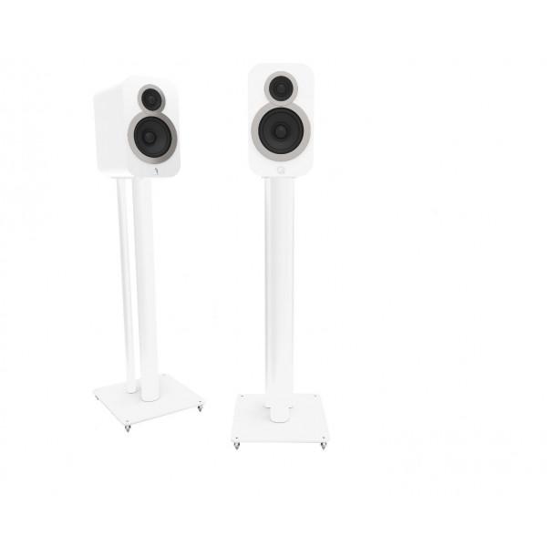 Q Acoustics 3000i Stands (3000FSi) White