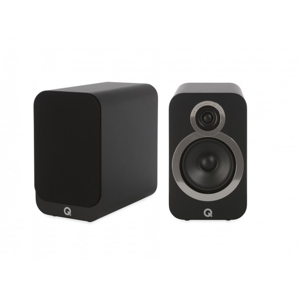 Q Acoustics 3010i Bookshelf Speakers