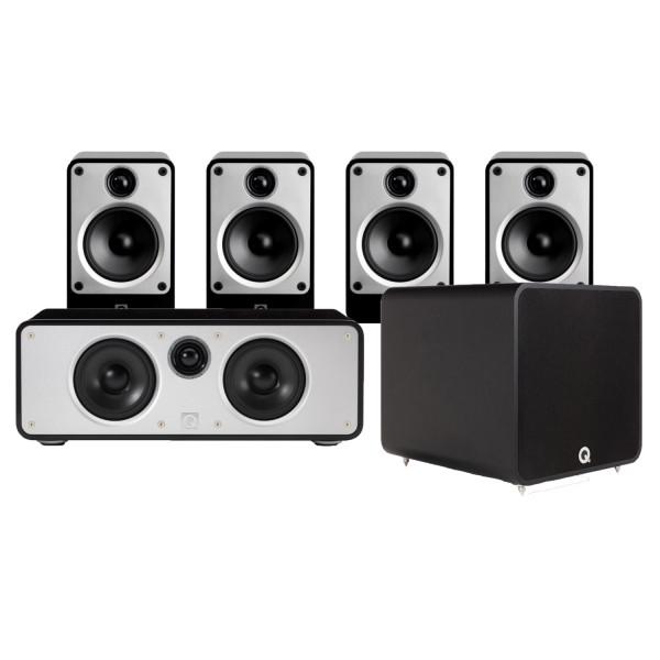 Q Acoustics Concept 20 Cinema Pack 5.1