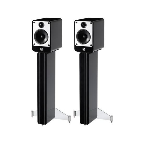 Q Acoustics Concept 20 Stands Black