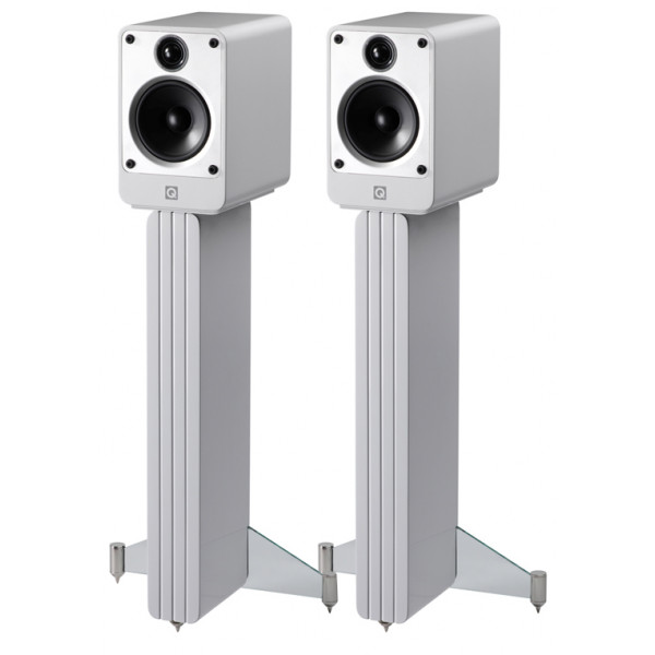 Q Acoustics Concept 20 Stands White