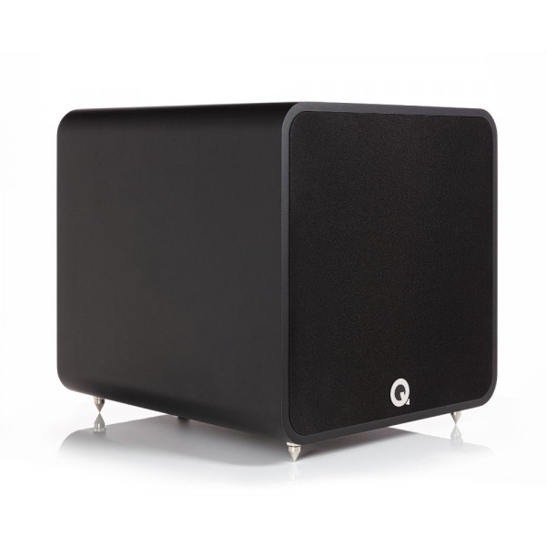Q Acoustics QB12 Subwoofer Black