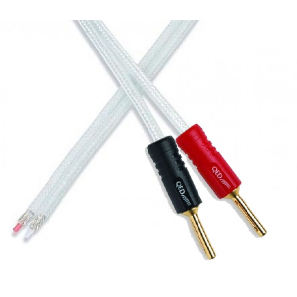 QED Silver Anniversary XT Speaker Cable (Per Metre)