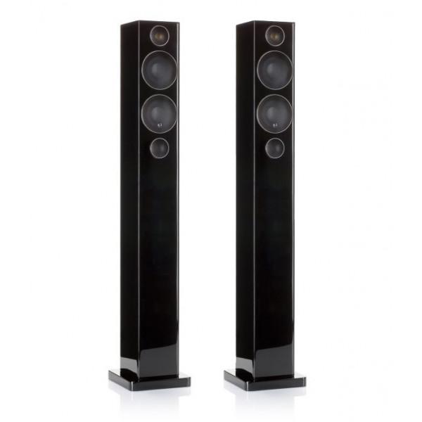 Monitor Audio Radius 270 Speakers (Open Box, Gloss Black)