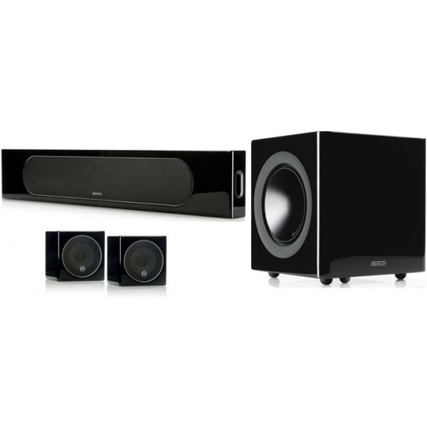 Monitor Audio Radius ONE, 45 and 380 (5.1)