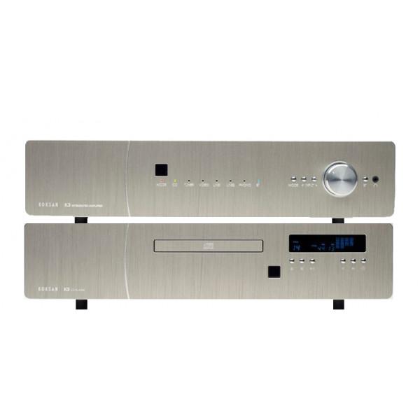 Roksan K3 Integrated Amplifier and CD Di Player