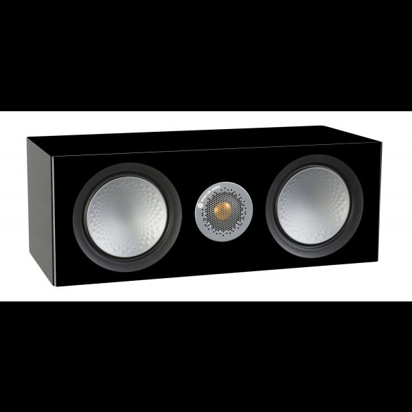 Monitor Audio Silver C150 Centre Speaker Black Gloss